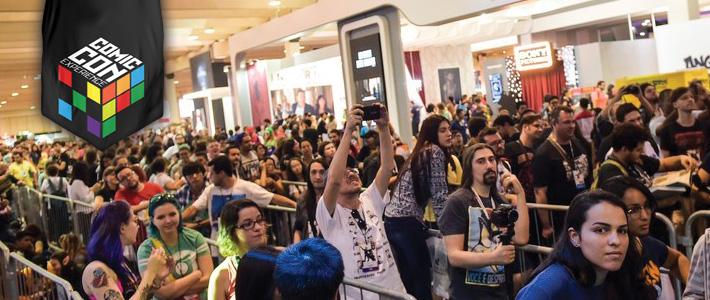 Gallina Pintadita es homenageada y también participa de la fiesta de Comic Con Experience 2015