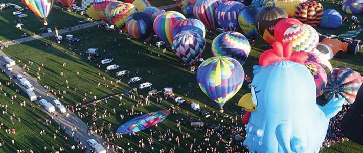 Balão da Galinha Pintadinha faz Tour Internacional pelos Estados Unidos e México