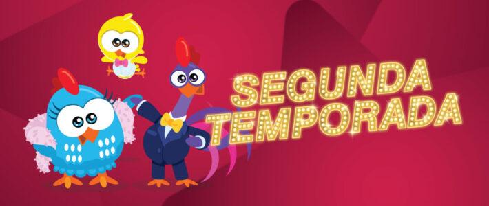 Sucesso de audiência, Galinha Pintadinha Mini lança sua segunda temporada no Nat Geo Kids