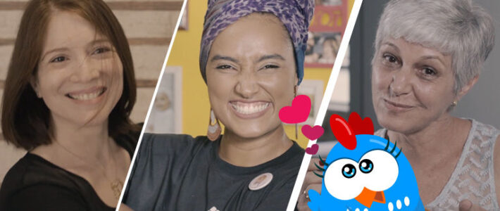 Ninho das Mães, o novo canal da Galinha Pintadinha no YouTube